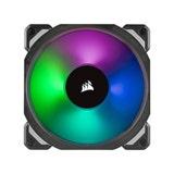 Corsair ML120 PRO RGB Premium Magnetic Levitation LED PWM Fan Singel Pack