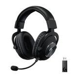 Logitech PRO X Wireless LIGHTSPEED Gaming Headset - BLACK - EMEA