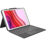 Logitech COMBO TOUCH - GREY - FRA - CENTRAL