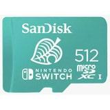 SanDisk microSDXC Nintendo Switch 512GB